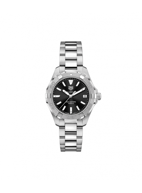 TAG Heuer Aquaracer Lady Srebrny/Stal Ø27 mm